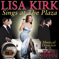 LISA KIRK AT THE PLAZA (SEPIA 1128)