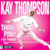 THINK PINK! - KAY THOMPSON (SEPIA 1135)
