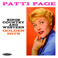 PATTI PAGE SINGS COUNTRY AND WESTERN GOLDEN HITS (SEPIA 1198)
