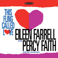 EILEEN FARRELL - THIS FLING CALLED LOVE (SEPIA 1222)