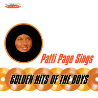 PATTI PAGE SINGS GOLDEN HITS OF THE BOY (SEPIA 1223)