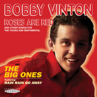 ROSES ARE RED AND OTHER SONGS FOR THE YOUNG AND SENTIMENTAL / BOBBY VINTON SINGS THE BIG ONES (SEPIA 1225)