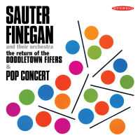 SAUTER-FINEGAN � THE RETURN OF THE DOODLETOWN FIFERS / POP CONCERT (SEPIA 1248)