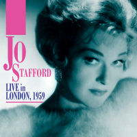 JO STAFFORD LIVE IN LONDON (SEPIA 1257)