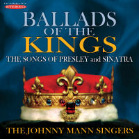 BALLADS OF THE KINGS The Johnny Mann Singers SEPIA 1260