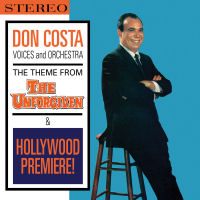DON COSTA - THE THEME FROM THE UNFORGIVEN / HOLLYWOD PREMIERE! (SEPIA 1267)