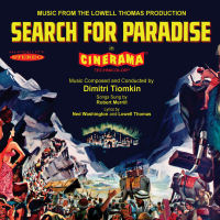 SEARCH FOR PARADISE - STEREO SOUNDTRACK (SEPIA 1270)