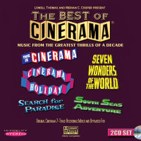 THE BEST OF CINERAMA (SEPIA 1293)