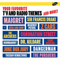 YOUR FAVOURITE T/V AND RADIO THEMES and MORE (SEPIA 1298)