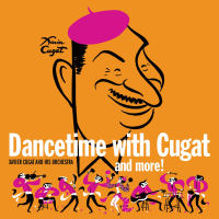 DANCETIME WITH CUGAT (SEPIA 1320)