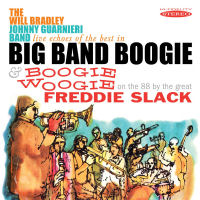LIVE ECHOES OF THE BEST IN BIG BAND BOOGIE: THE WILL BRADLEY - JOHNNY GUARNIERI BAND (SEPIA 1326)