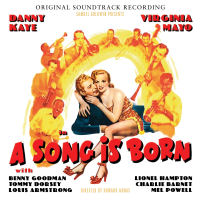 A SONG IS BORN - SOUNDTRACK (SEPIA 1342