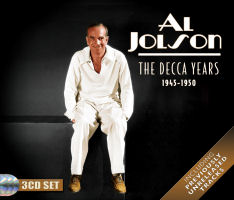 AL JOLSON - THE DECCA YEARS (SEPIA 1343)