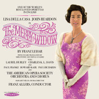 THE MERRY WIDOW (IN ENGLISH) � SEPIA 1356